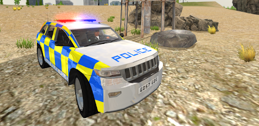 Police Car Driving - Police Chase pc screenshot