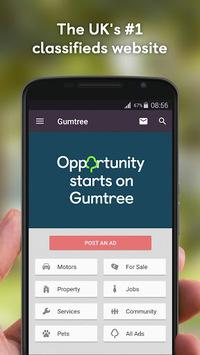 Gumtree Beta APK screenshot 1