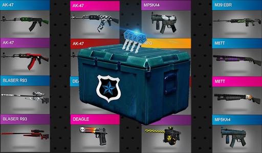 BATTLE OPS ROYAL Strike Survival Online Fps APK screenshot 1
