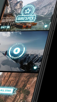GuruShots - Photography Game APK screenshot 1