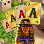 Card of the Pharaoh - Free Solitaire Card Game icon