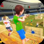 Kids Paintball Combat Shooting Training Arena icon
