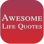 Awesome Life quotes 2018 icon