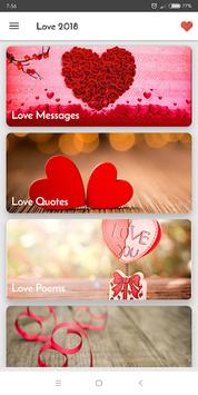 Deep Love Quotes APK screenshot 1