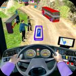 Modern Bus : Drive Parking 3D icon