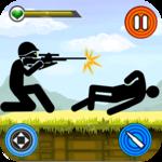 Stickman vs Stickman : Shotgun Shooting icon