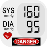High Blood Pressure Symptoms and Treatment icon
