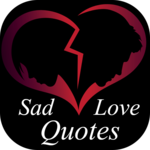 Sad Love Quotes & Broken Heart Sayings with Images icon