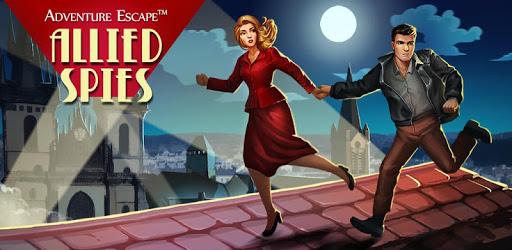 Adventure Escape: Allied Spies pc screenshot