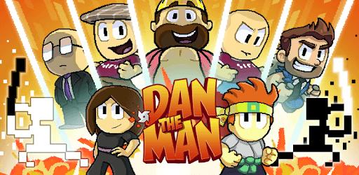 Dan the Man: Action Platformer pc screenshot