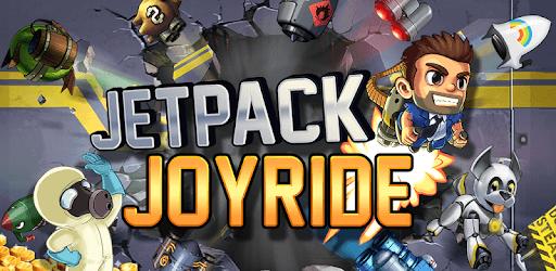 Jetpack Joyride pc screenshot