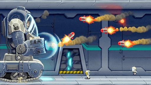 Jetpack Joyride APK screenshot 1