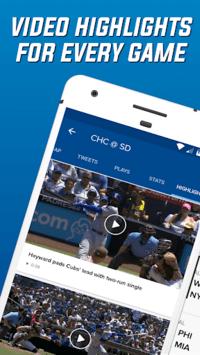CBS Sports App - Scores, News, Stats & Watch Live APK screenshot 1