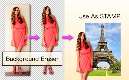 Background Eraser APK screenshot 1