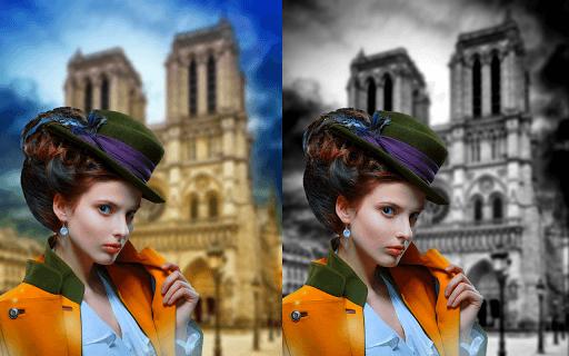 PhotoLayers〜Superimpose,Eraser APK screenshot 1