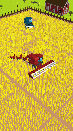 Harvest.io – Farming Arcade in 3D APK screenshot 1