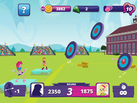 Equestria Girls APK screenshot 1