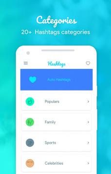 Hashtags For Instagram APK screenshot 1
