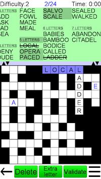 Word Fit Puzzle APK screenshot 1