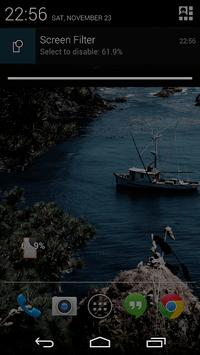 Screen Filter APK screenshot 1