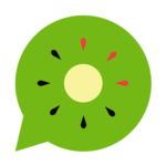 RedKiwi: Speak English with Videos icon