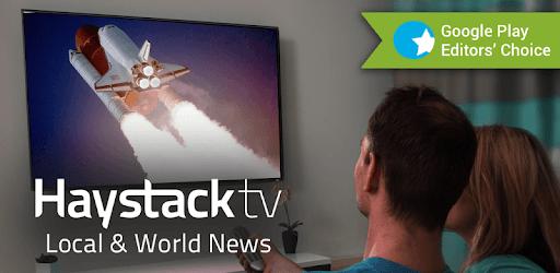Haystack TV: Local & World News - Free pc screenshot
