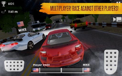 Car Racing Online Traffic APK screenshot 1