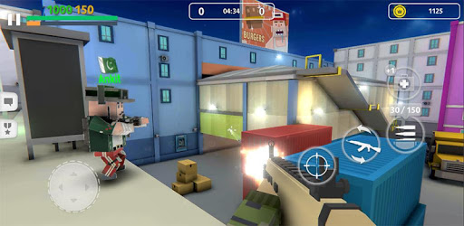 Block Gun: Gun Shooting - Online FPS War Game pc screenshot