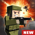 Block Gun: Gun Shooting - Online FPS War Game for pc icon