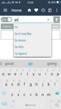 Nepali Dictionary APK screenshot 1