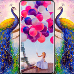 💃 Wallpapers for Girls - Girly backgrounds icon