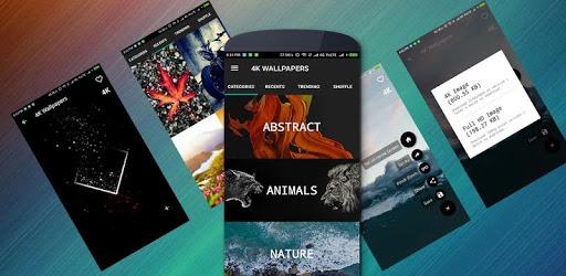 4K Wallpapers (Ultra HD Backgrounds) pc screenshot