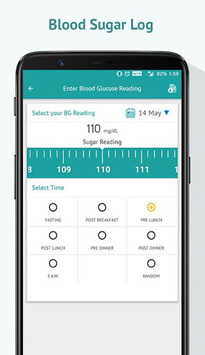 BeatO – Diabetes Care and Management App APK screenshot 1