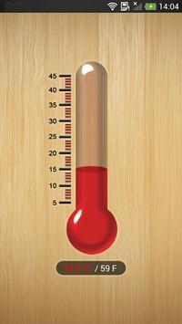 Thermometer APK screenshot 1