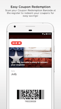 H-E-B APK screenshot 1