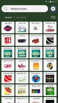 Malaysia Radio Stations Online APK screenshot 1