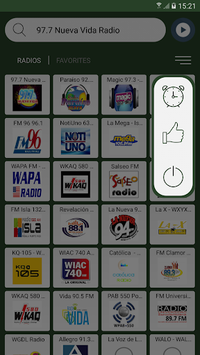 Puerto Rico Radio Stations Online APK screenshot 1