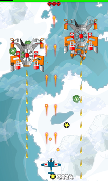 Aircraft Wargame 2 apk screenshot 1