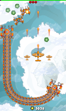 Aircraft Wargame 2 apk screenshot 2