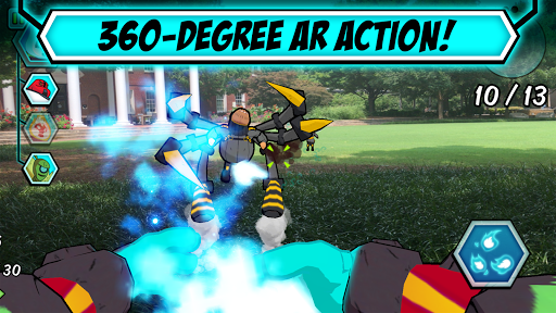 Ben 10: Alien Experience APK screenshot 1