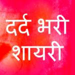 Hindi Dard Bhari Shayari  दर्दभरी धोखा बेवफा शायरी icon