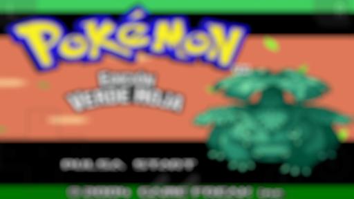 LeafGreen (emulator) APK screenshot 1