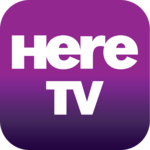 Here TV icon