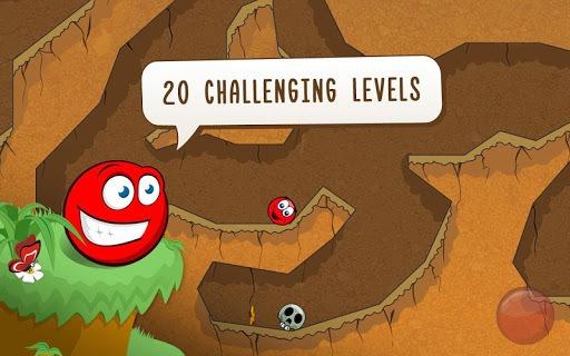 Red Ball 3: Jump for Love APK screenshot 1