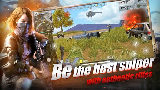 Hopeless Land: Fight for Survival APK screenshot 1