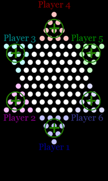 Chinese Checkers APK screenshot 1
