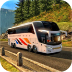 Euro Coach Bus Driving - offroad drive simulator icon