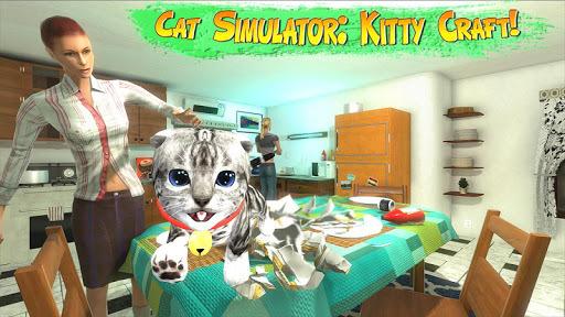 Cat Simulator : Kitty Craft APK screenshot 1