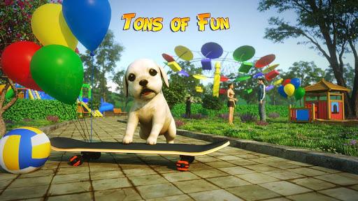 Dog Simulator Puppy Craft APK screenshot 1