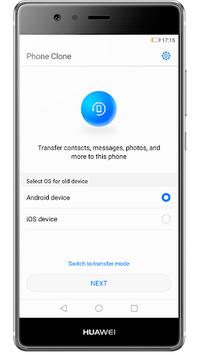 Phone Clone APK screenshot 1